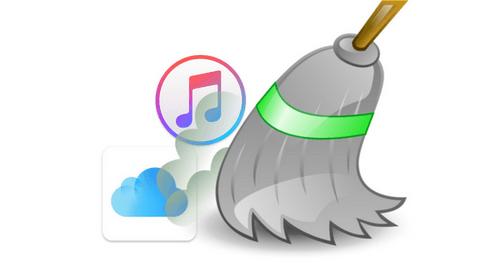 iCloudとiTunesのバックアップを削除