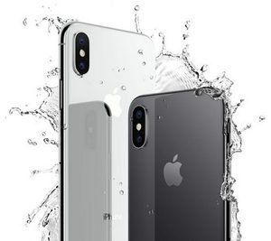 iPhoneと雫