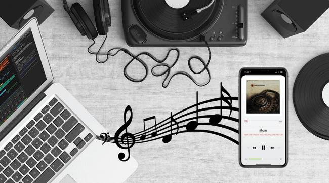iPhoneからパソコンに音楽を転送する方法